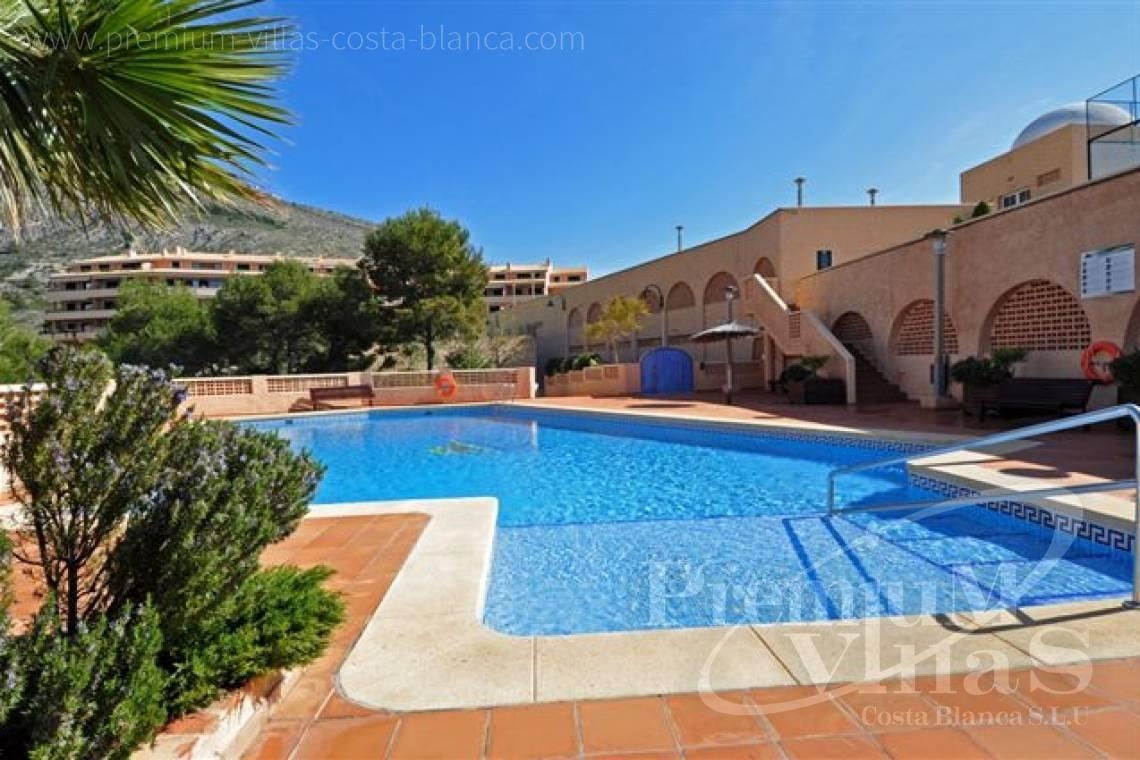 - A0584 - Apartment at the see front, close to all amenities in Altea 6