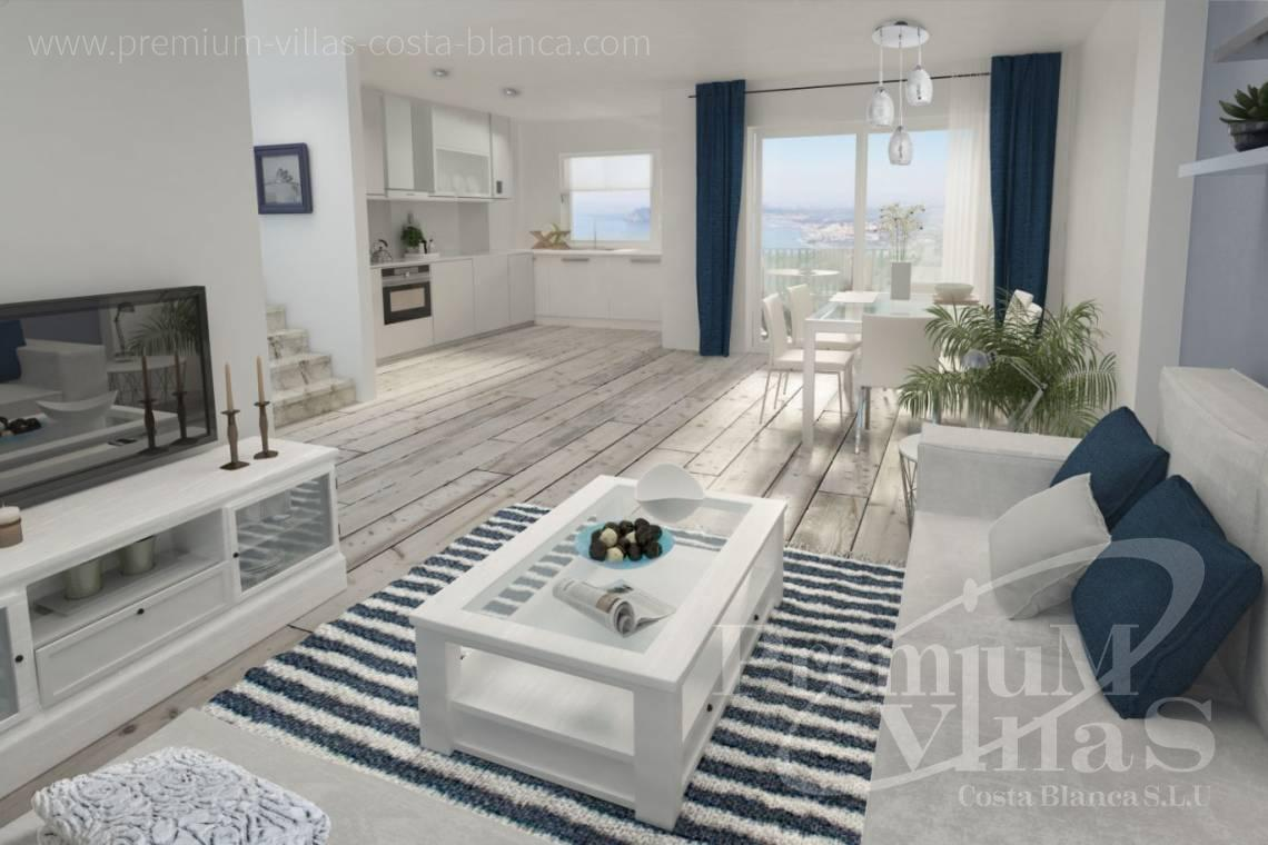 - C2189 - Single family homes in Altea Hills with stunning sea views 5