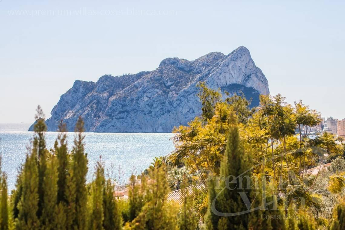 - C2175 - Charming villa in Calpe 500m from the beach, with wonderful sea views 14
