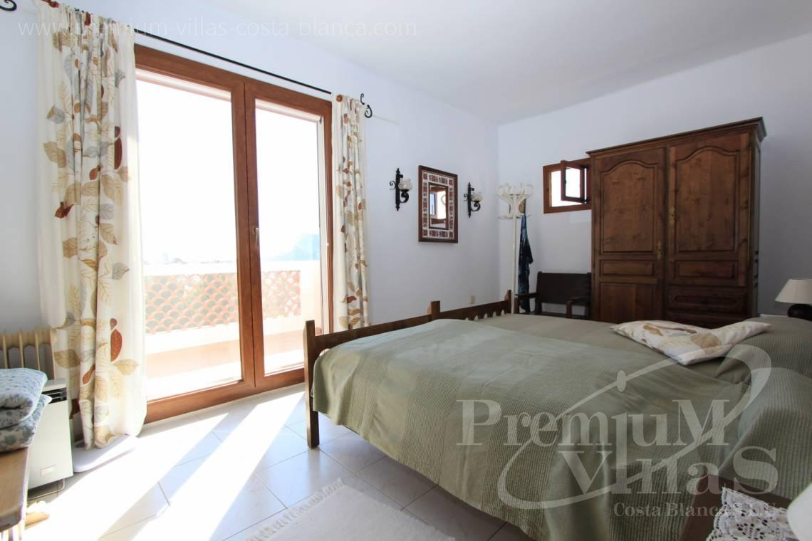 - CC1953 - For sale: House with stunning sea views in Calpe 11