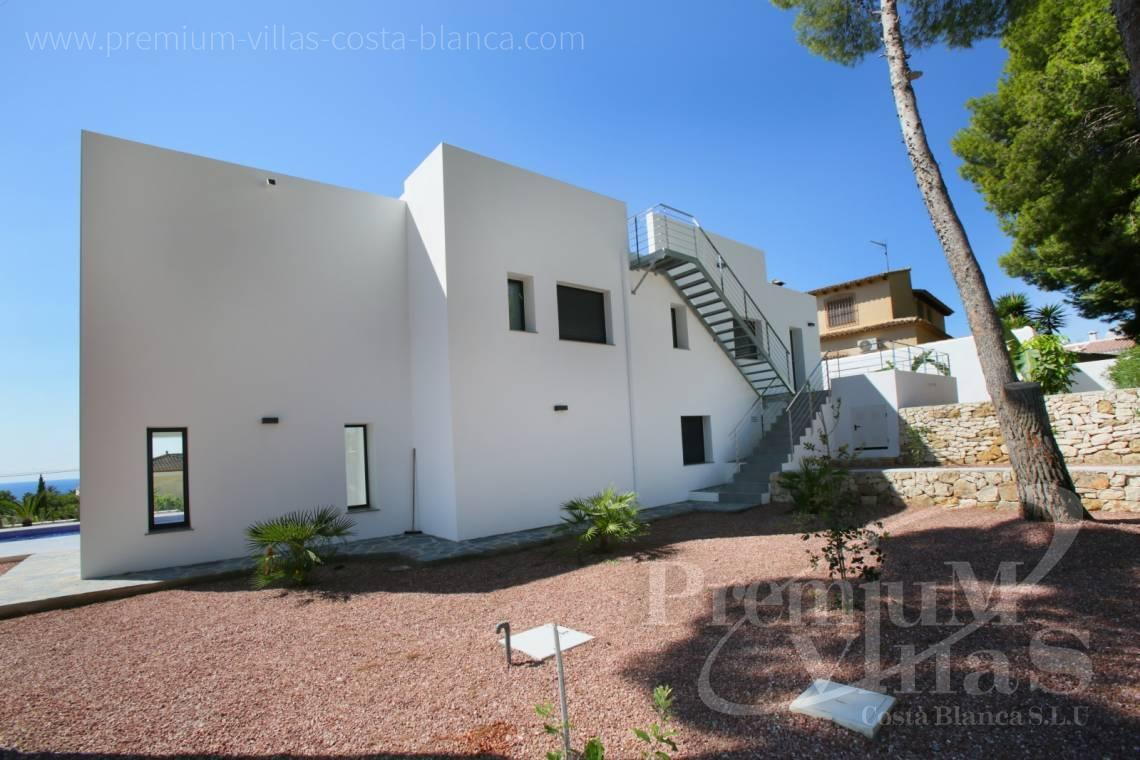 - C2452 - Modern villa with guest appartment in Moraira 7