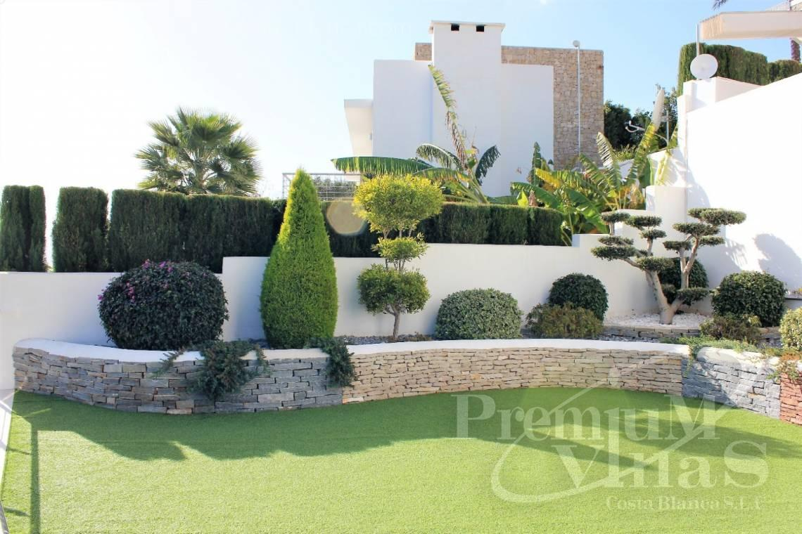 - C2142 - Modern villa with fabulous views and heated pool 5
