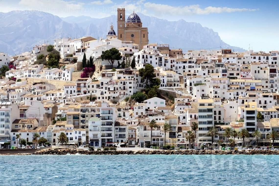 - AC0704 - Renovated flat with charm directly in the old town of Altea 21