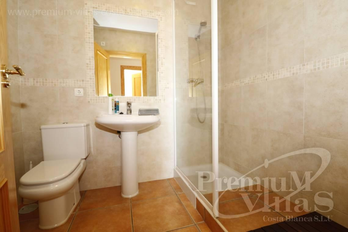 - C2224 - Bungalow in Mascarat near the beach, with spectacular views of the bay of Altea 17