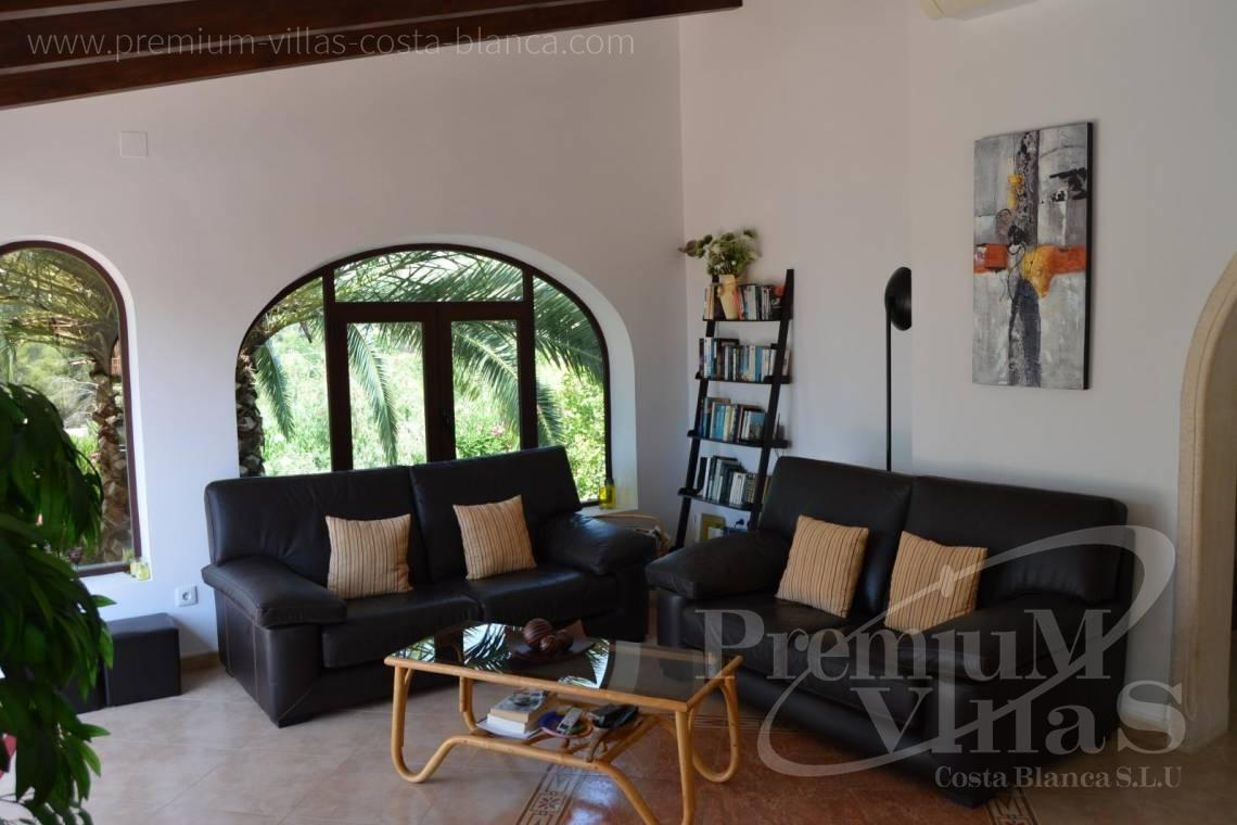- C2135 - House in Benissa near the golf course Ifach and Cala Baladrar 13