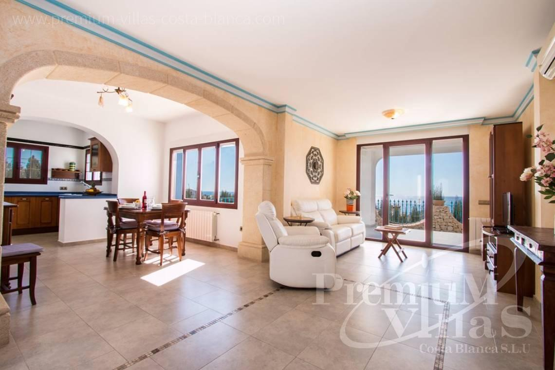 - C2175 - Charming villa in Calpe 500m from the beach, with wonderful sea views 7