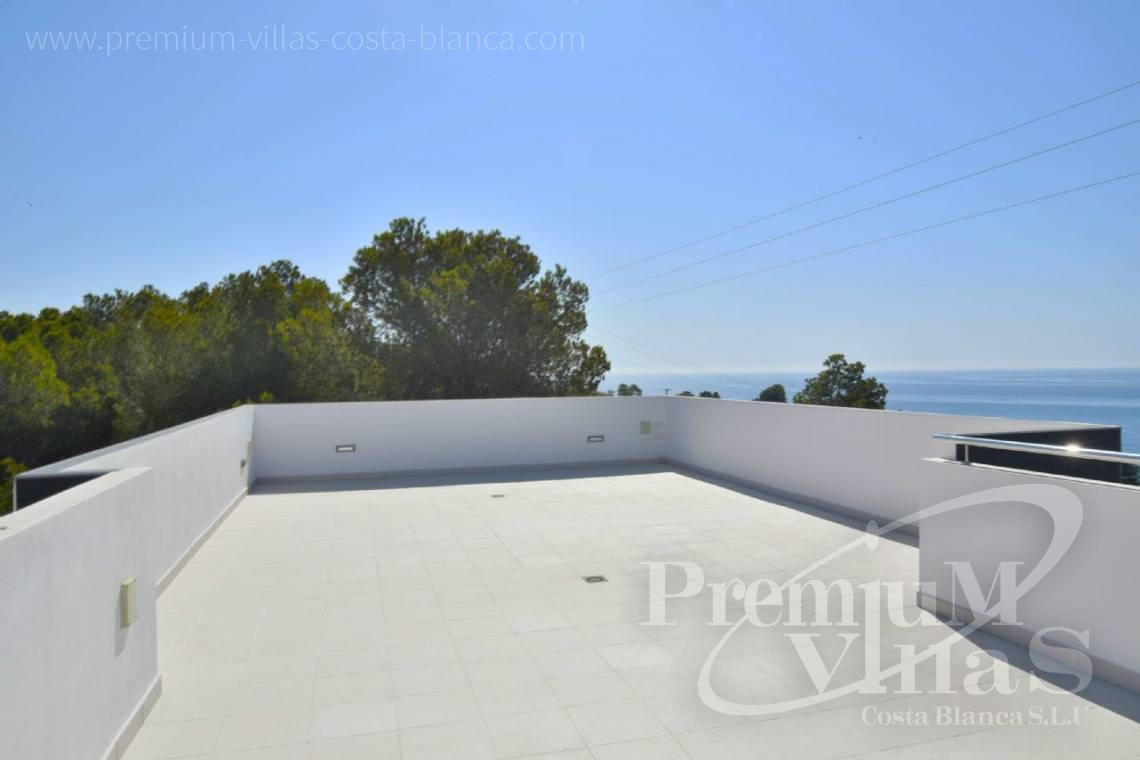 - C2168 - Modern villa in Benissa, 500m from the beach  3