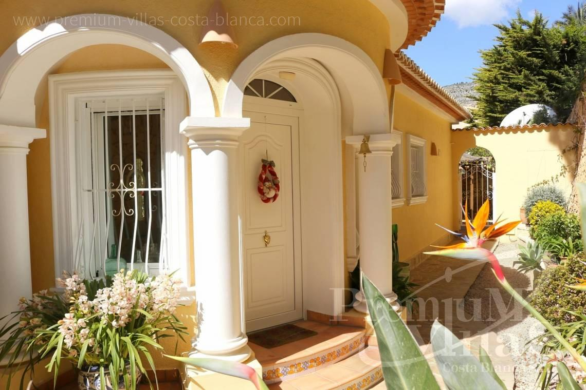 - C2041 - Location, location location! Fantastic villa in Altea Hills  38