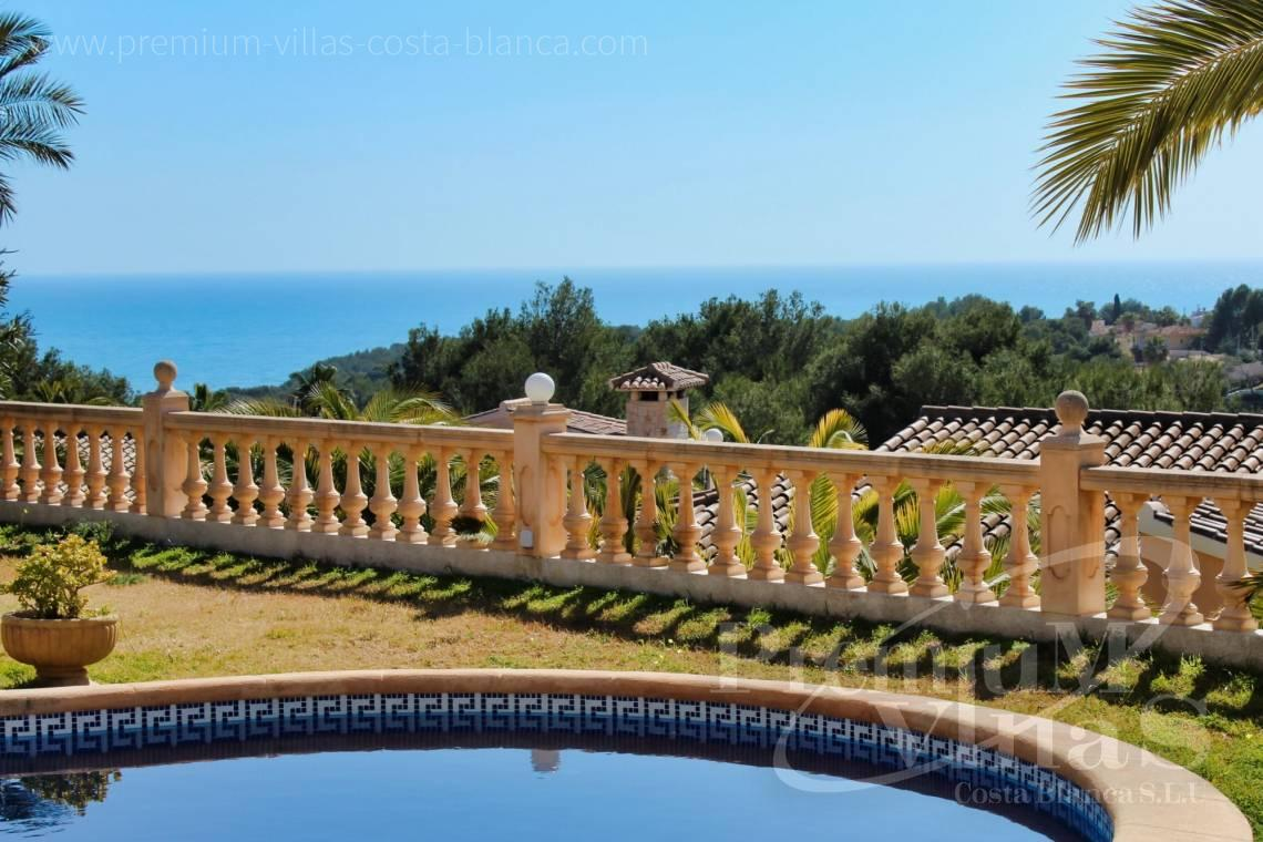 - C2337 - Luxury villa in Benissa with nice sea views 24