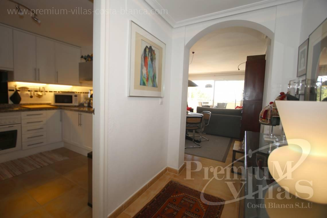 - A0609 - Apartment in residential Balcón de Altea Hills 11