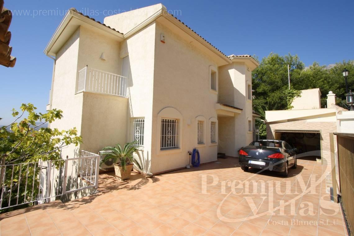 - C1198 - Altea Hills! Spacious villa with very nice sea views towards the coast 4