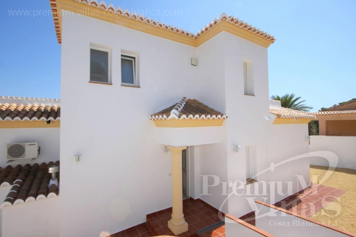 - C2087 - New house in Benissa for sale with sea view 19