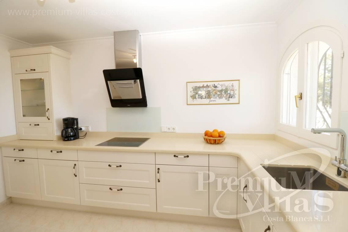 - C2265 - Sea view mediterranean villa 3 bedrooms in Calpe 13