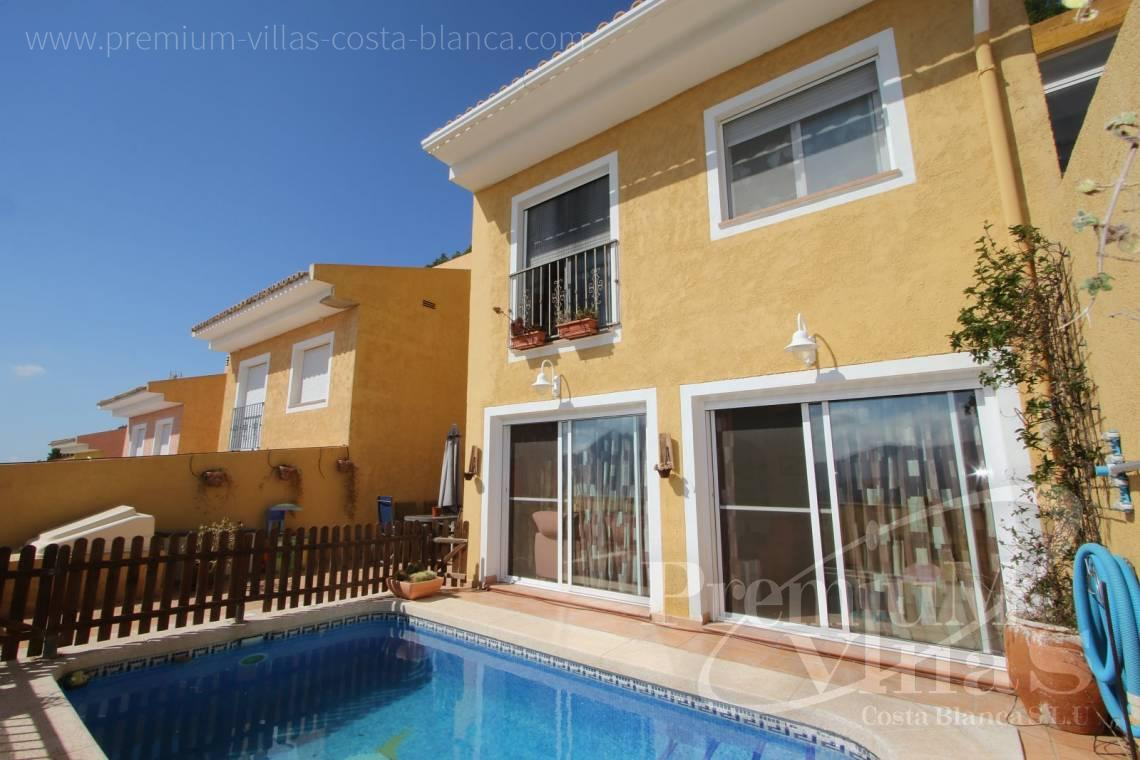 buy property Costa Blanca Spain - C2062 - Lovely house with wonderful views and pool in Callosa 1