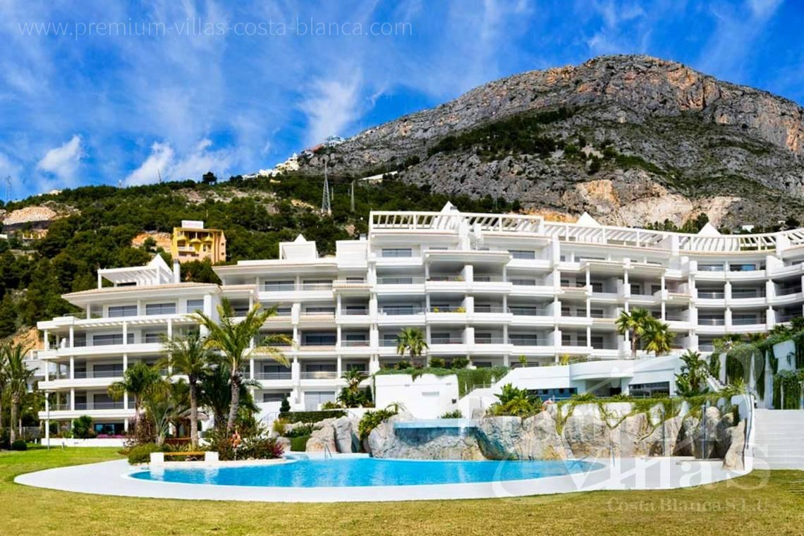 Luxury apartment in Mascarat Beach Altea - A0606 - Seafront apartment in residential Mascarat Beach 27