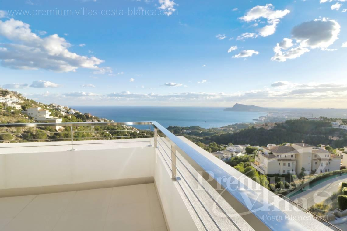 Apartment sea views Altea Costablanca - A0604 - Luxury apartment in Altea Hills residential Bahia 2 2
