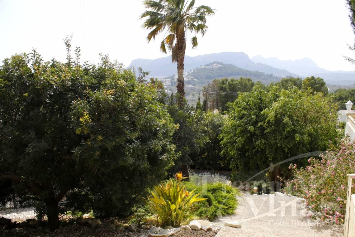- C2153 - Villa in Calpe with guest apartment and wonderful views 15