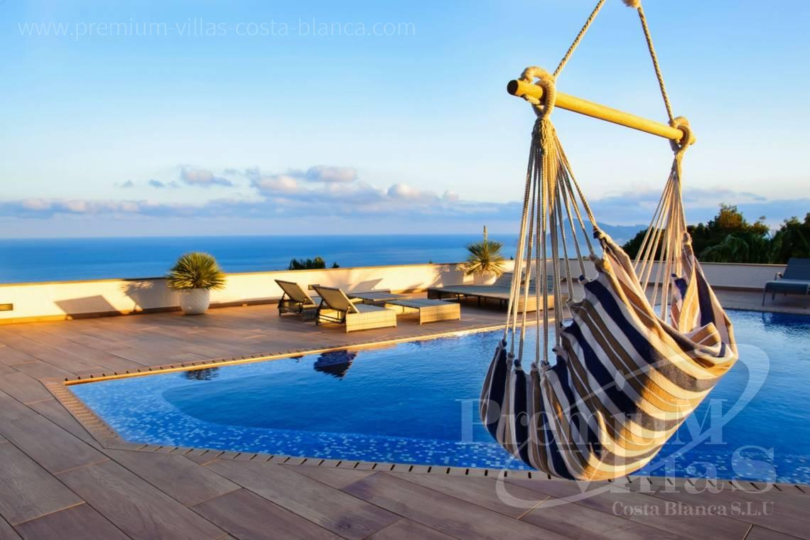Luxury Villa on the Costa Blanca - C2316 - Modern luxury villa with sea views in Altea 27