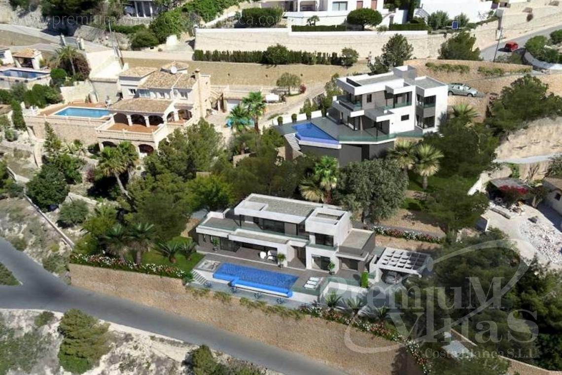 Modern villa close to Benissa Costa Blanca - C2076 - Modern villa in Benissa with fantastic sea views 22