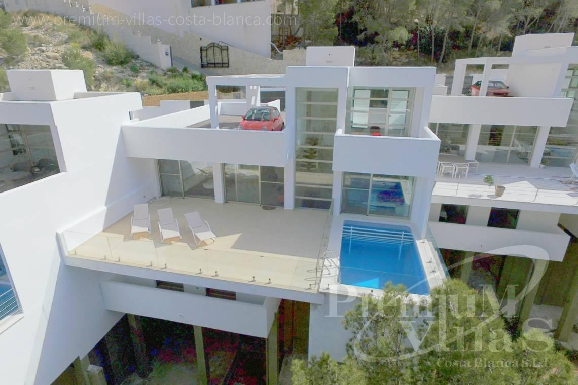 modern house Costa Blanca - C2146 - Modern house with own lift for a good price 1