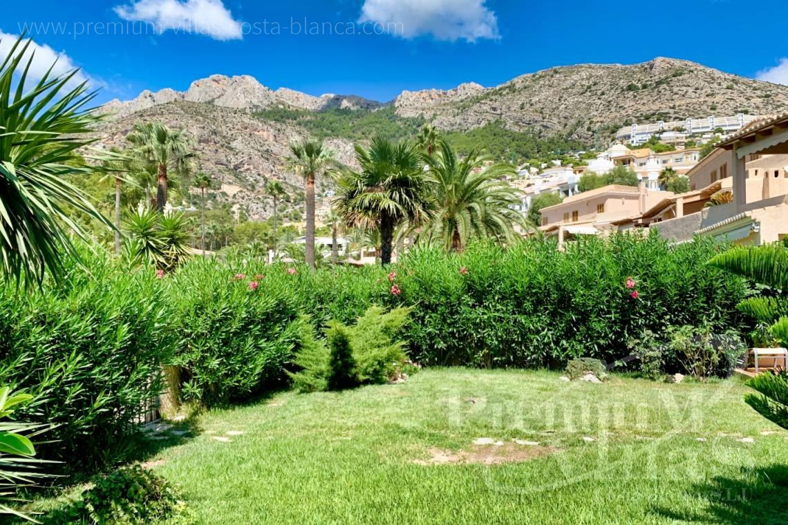- A0683 - Ground floor with large garden and sea views in Altea Hills 4