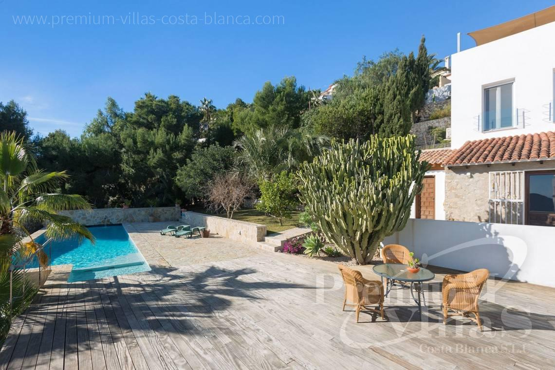 - CC2385 - Modern villa with panoramic sea views in Moraira 4