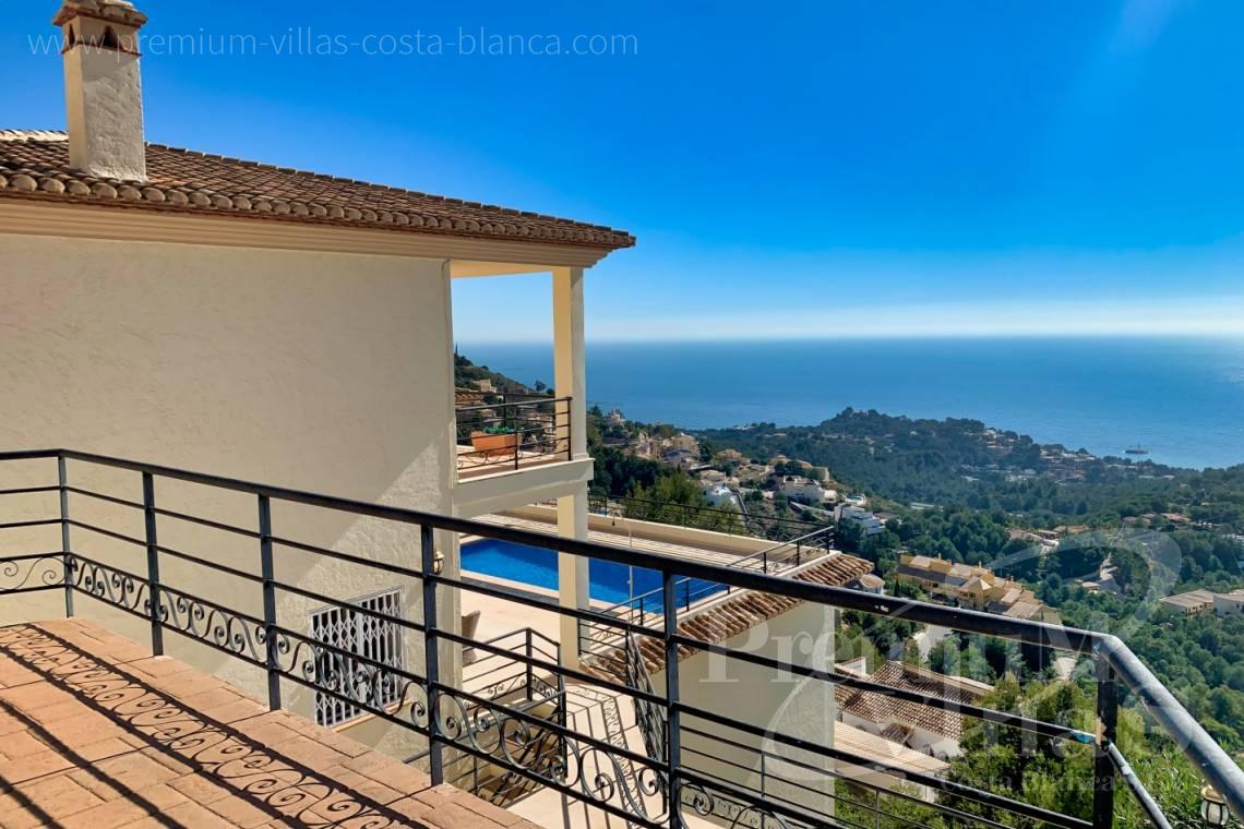 - C2410 - Luxury house with stunning sea views in the Sierra de Altea 28