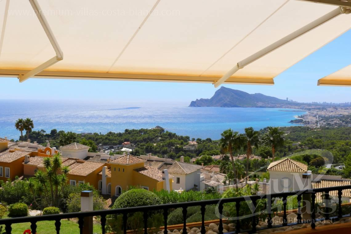 - A0546 - Luxury apartment in Residential Ducado Real with stunning sea views in Altea Hills 3