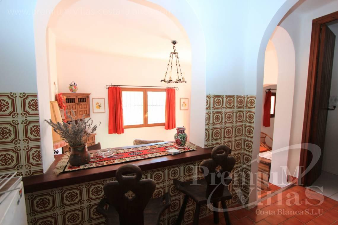 - C1953 - For sale: House with stunning sea views in Calpe 13