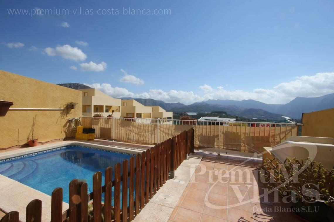 - C2062 - Lovely house with wonderful views and pool in Callosa 19