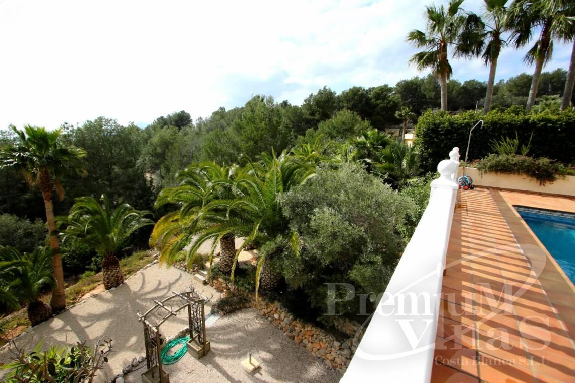 - C2017 - Nice sea view villa with spacious guestapartment 24