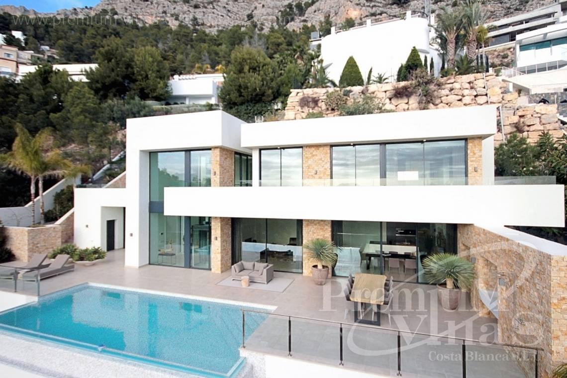 - C2172 - Newly built luxury villa in Altea Hills with panoramic sea views. 15