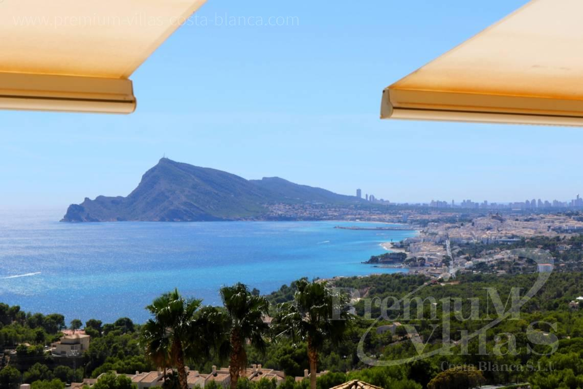 - A0546 - Luxury apartment in Residential Ducado Real with stunning sea views in Altea Hills 1