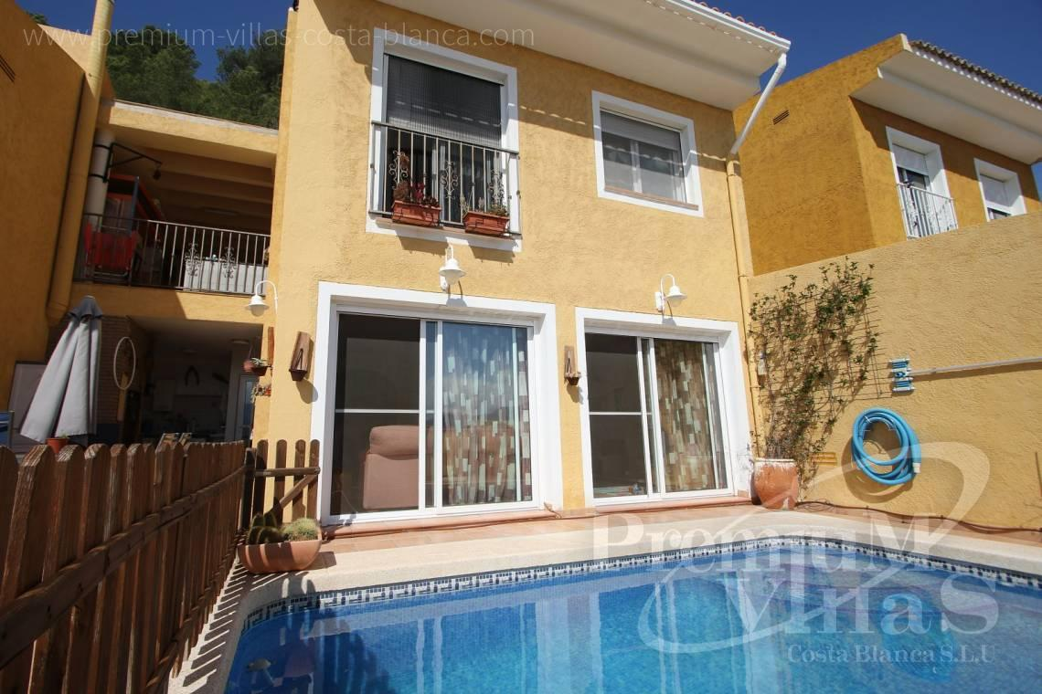 House with private pool in Callosa Costablanca - C2062 - Lovely house with wonderful views and pool in Callosa 3