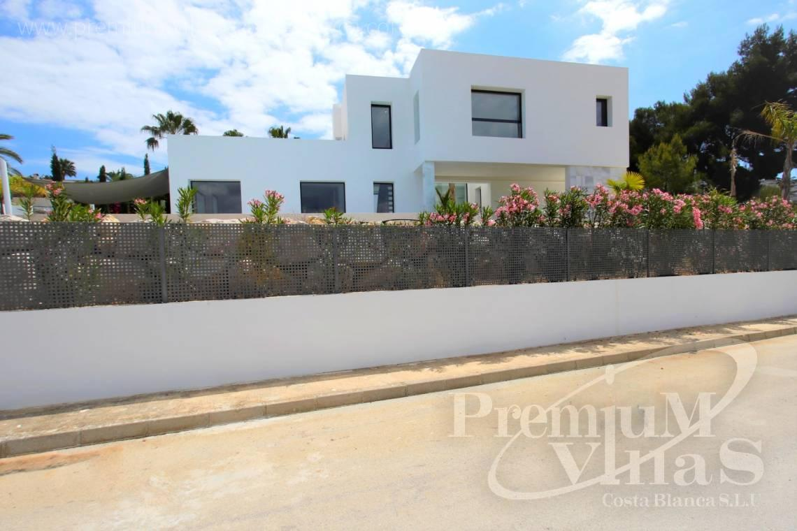 Buy villa house in Jávea Costa Blanca - C2164 - Newly built villa near the Javea Golf Course with spectacular mountain views. 29