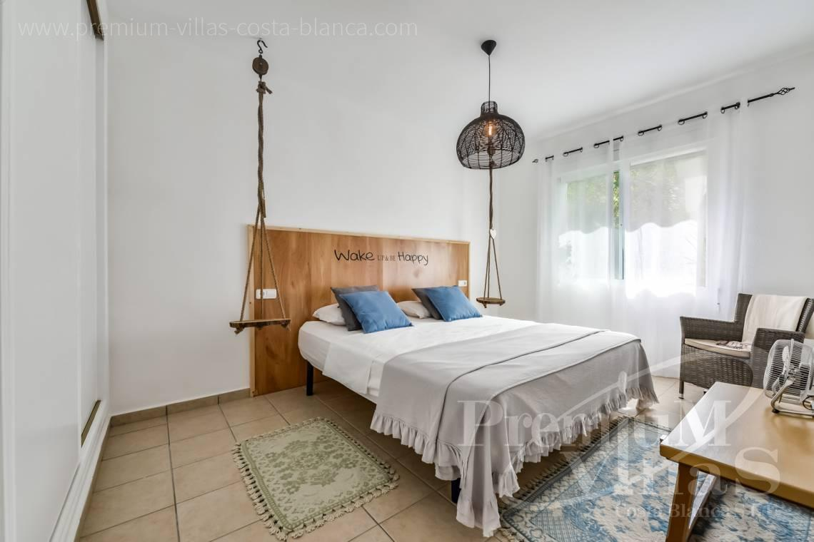 - C2439 - Sea view villa with spacious guest apartment in Altea 29