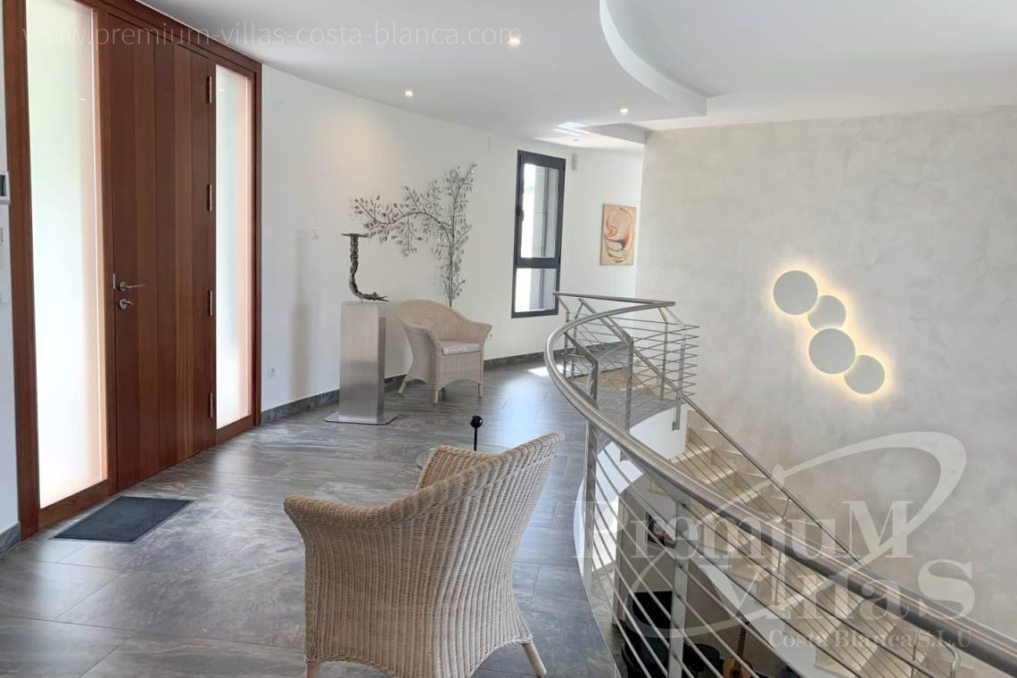 - C2433 - Spacious modern luxury villa in Moraira 7