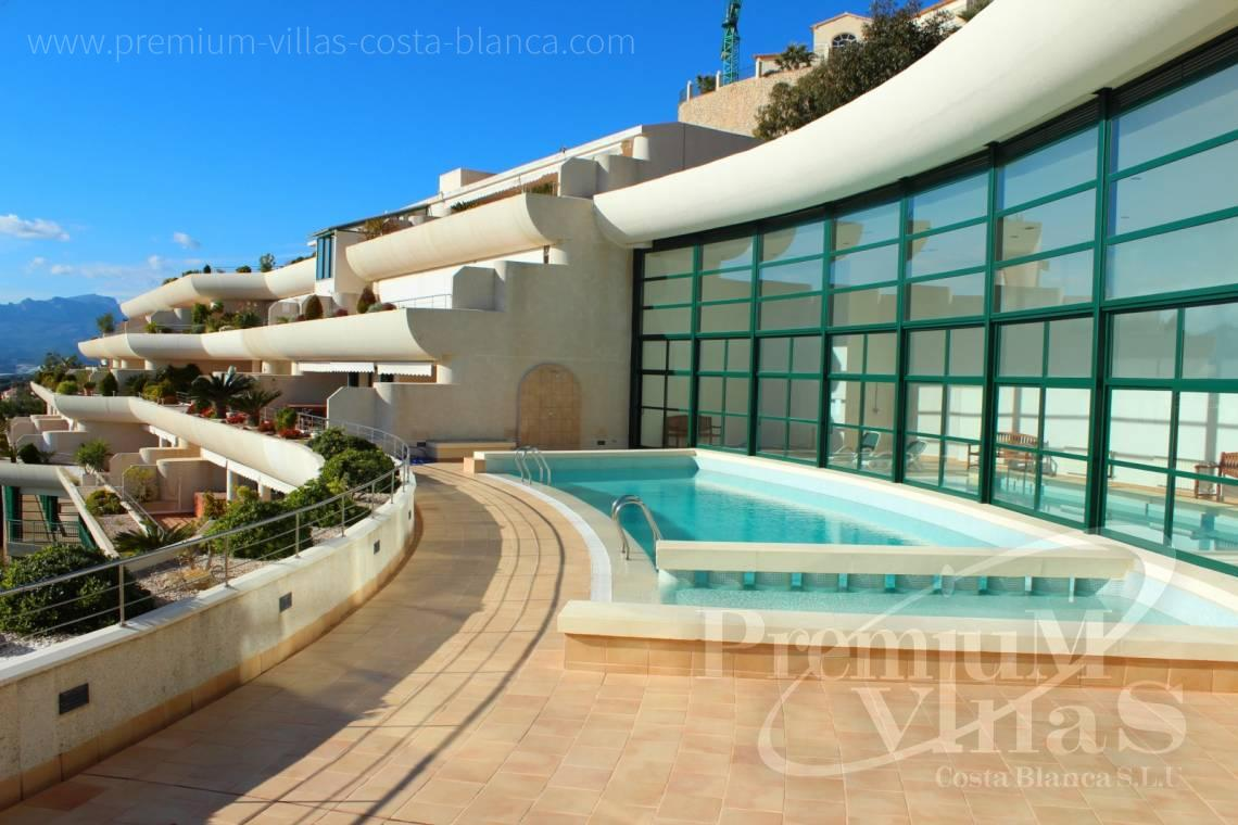 - A0563 - Opportunity! Penthouse in Altea Hills with 100m² terraces and a perfect sea view 14