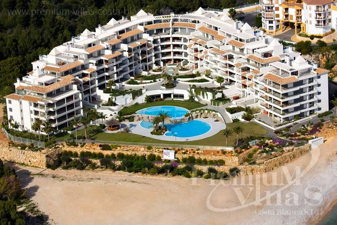 front line apartment for sale Altea - A0606 - Seafront apartment in residential Mascarat Beach 26