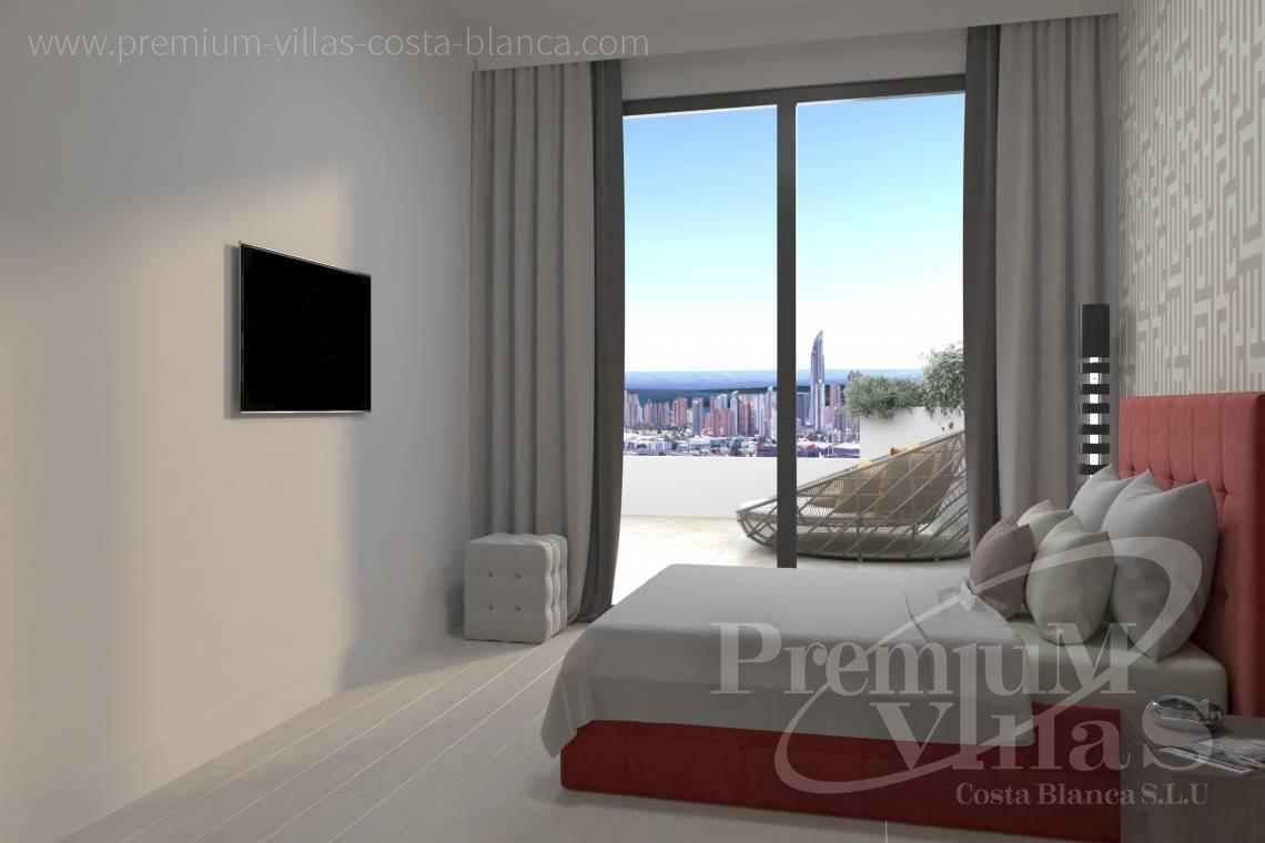 - A0622 - 2 bedrooms apartments with sea views in Finestrat 9