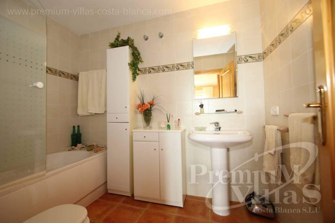 - C2086 - Cosy townhouse with wonderful sea views in the Sierra of Altea 16
