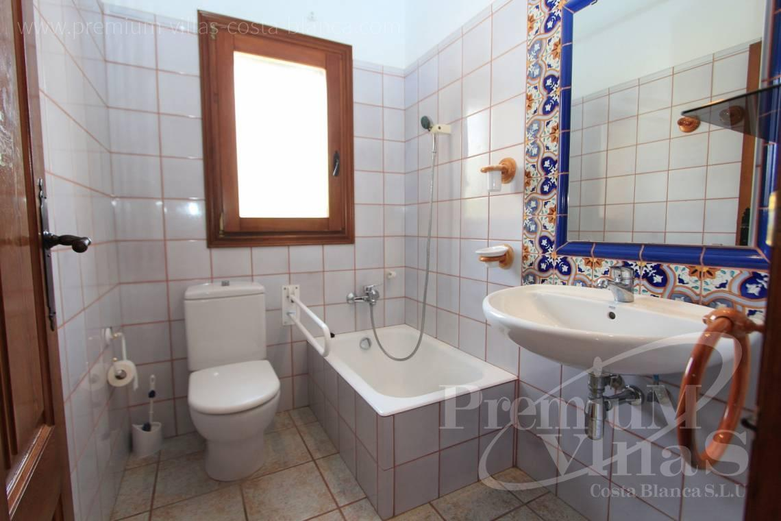 - C1835 - Well maintained stone finca in Benissa with nice sea views! 27