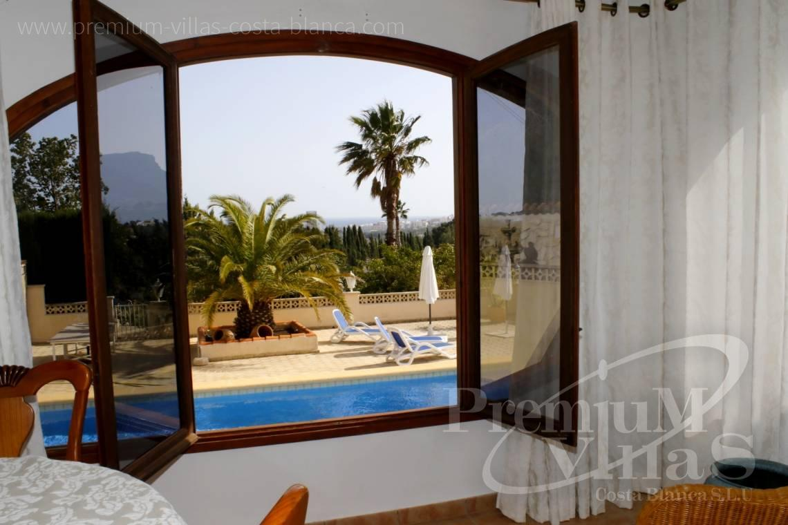 - C2153 - Villa in Calpe with guest apartment and wonderful views 26