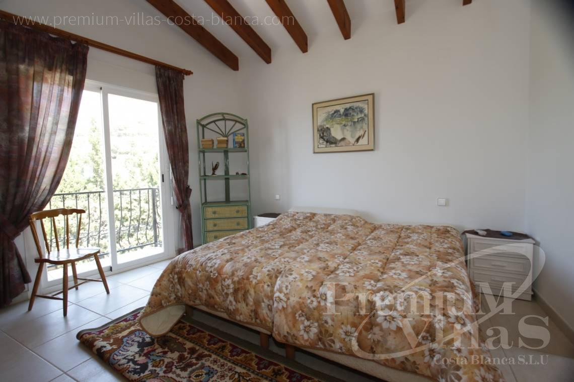 - C2162 - Villa in Altea with guest apartment and sea views 25