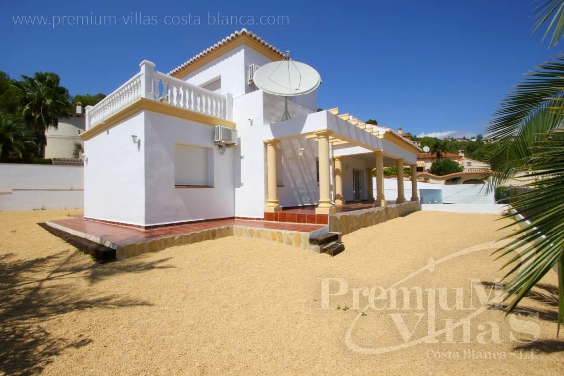 - C2087 - New house in Benissa for sale with sea view 6