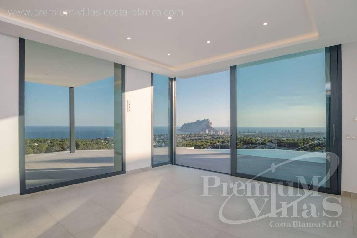 - C2076 - Modern villa in Benissa with fantastic sea views 1