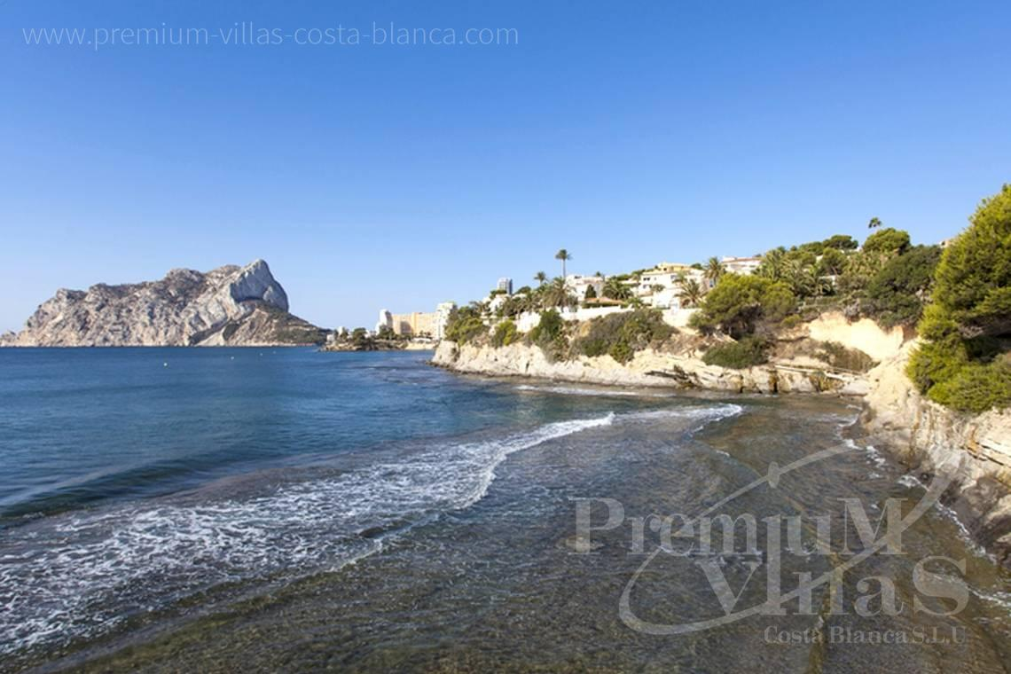front line villa for sale Costa Blanca Spain - CC2340 - Luxury frontline villa in Calpe 5