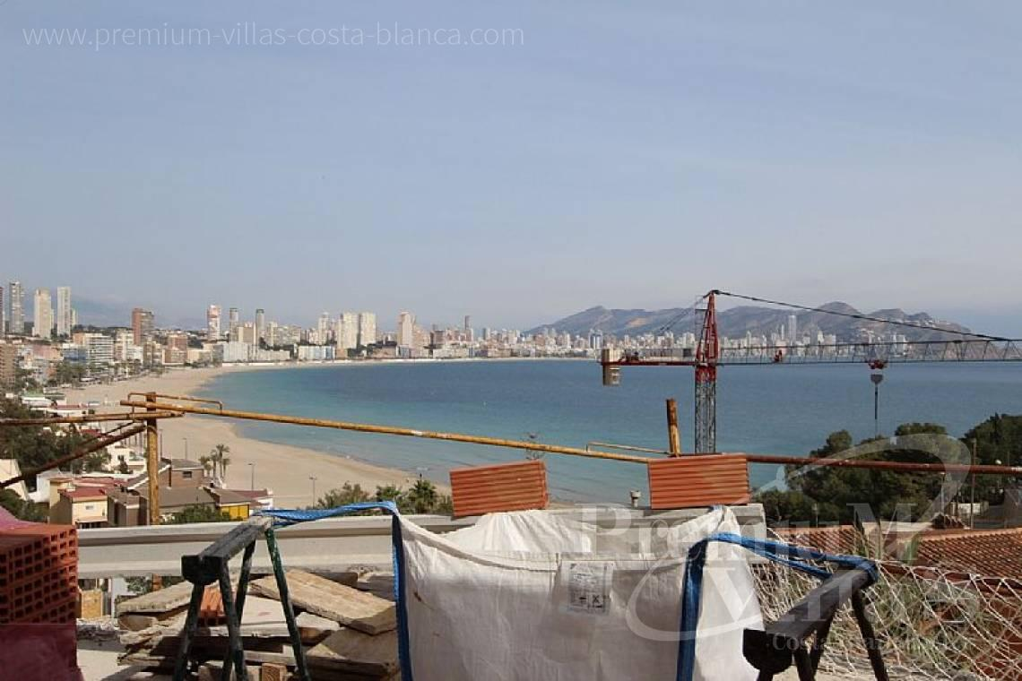 front line apartment for sale Benidorm Costablanca - A0574 - Apartments 30m from the beach with private pool in Benidorm 3