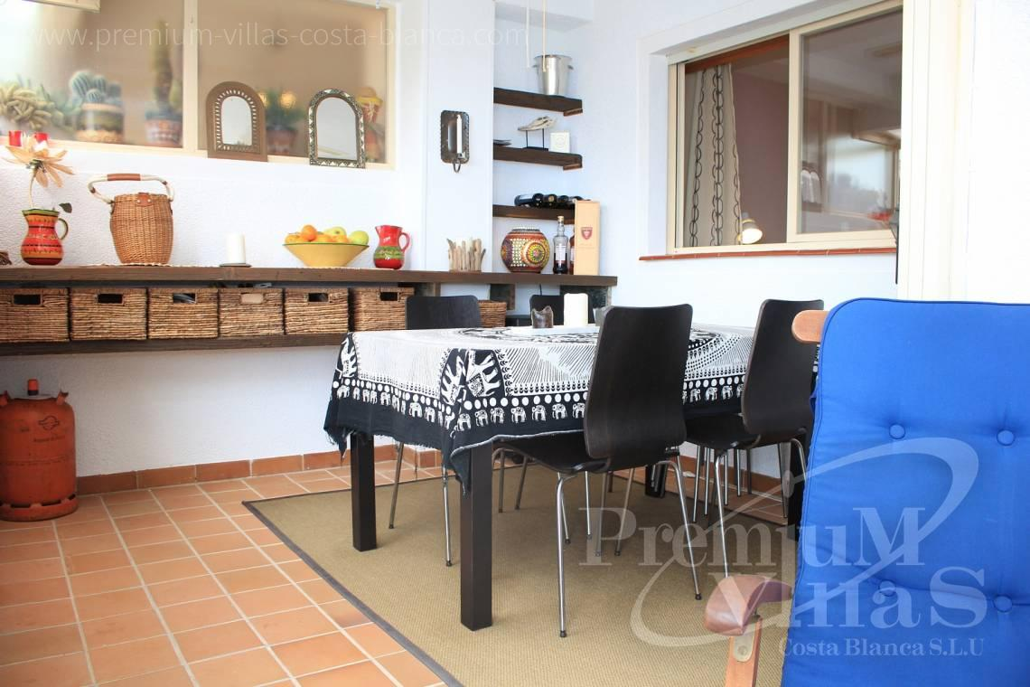 - A0522 - Apartment on the seafront in Calpe  8