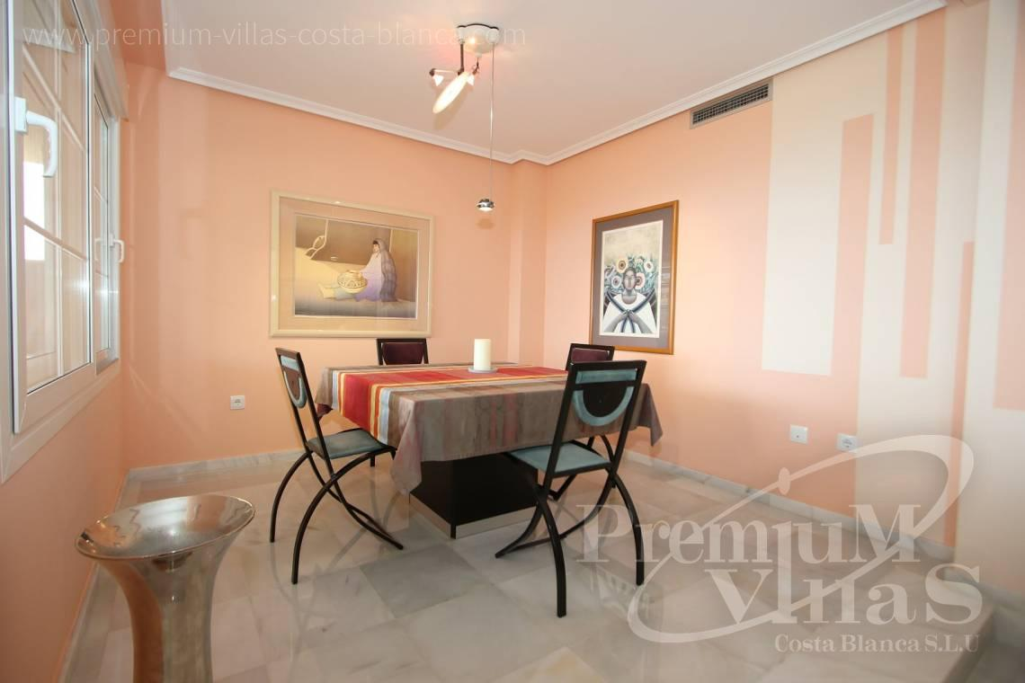 - A0546 - Luxury apartment in Residential Ducado Real with stunning sea views in Altea Hills 11